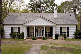 Warm Springs, Georgia - Image: Little White House H Istoric Site