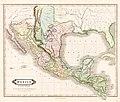 Lizars Mexico & Guatimala 1831 UTA.jpg