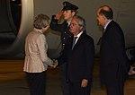 Llegada de Theresa May, primera ministra del Reino Unido (46060955132).jpg