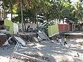 Lo que dejo a su paso el huracan Ida (7,8 Noviembre 2009) Playa de Las Hojas. - panoramio (2).jpg