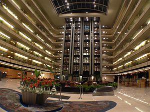 Hilton Buenos Aires - Atrium