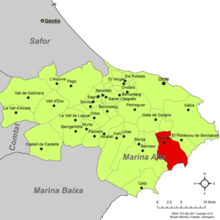 Teulada (Espagne) — Wikipédia