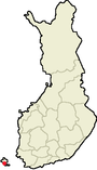 Location of Mariehamn in Finland.png