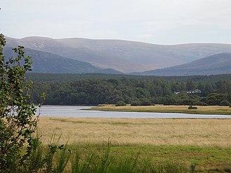 Loch Insh - Image: Loch Insh geograph.org.uk 238363