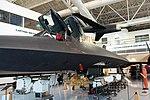Lockheed SR-71A Blackbird, 1966 - Evergreen Aviation & Space Museum - McMinnville, Oregon - DSC01015.jpg