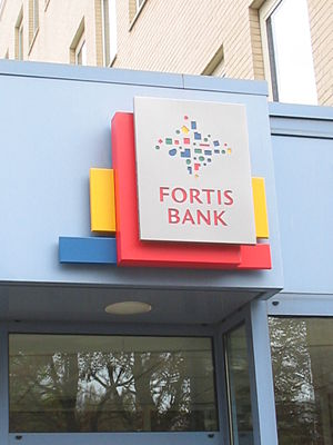 2008–09 Belgian financial crisis - Fortis Bank