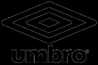 Umbro English sportswear and football equipment supplier
