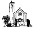 Logo of Saint Joseph Parish, Mountain View, CA.png