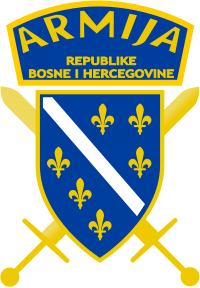 Logo of the Army of the Republic of Bosnia and Herzegovina.svg