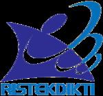 Logo Kementerian Riset, Teknologi, dan Pendidikan Tinggi
