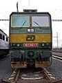 Lokomotiva 163.242, čelo, Praha-hlavní nádraží.jpg