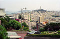 Lombard Street to Coit Tower 1992.jpg