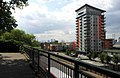 London-Woolwich, St Mary's Gardens, view from belvedere 3.jpg