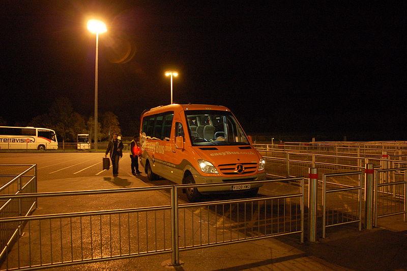 Shuttle Stansted Airport Direkt Zum Hotel