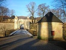 Longwy porte de France