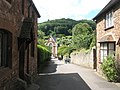 Looking down Castle Hill towards Chapel House - geograph.org.uk - 925255.jpg