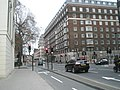 Looking from Torrington Place towards Bedford Way - geograph.org.uk - 1106336.jpg