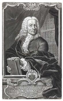 Profesor Lorenz Heister