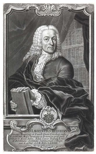 Lorenz Heister - Lorenz Heister