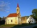 Loreto chapel in Malíkov nad Nežárkou before reconstruction.jpg