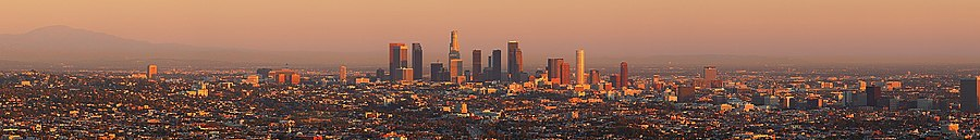 Los Angeles page banner