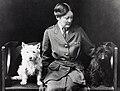 Louisa Garrett Anderson with William and Garrett, c. 1915. (22776653981).jpg