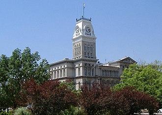 Louisville City Hall - Image: Louisville City Hall 2