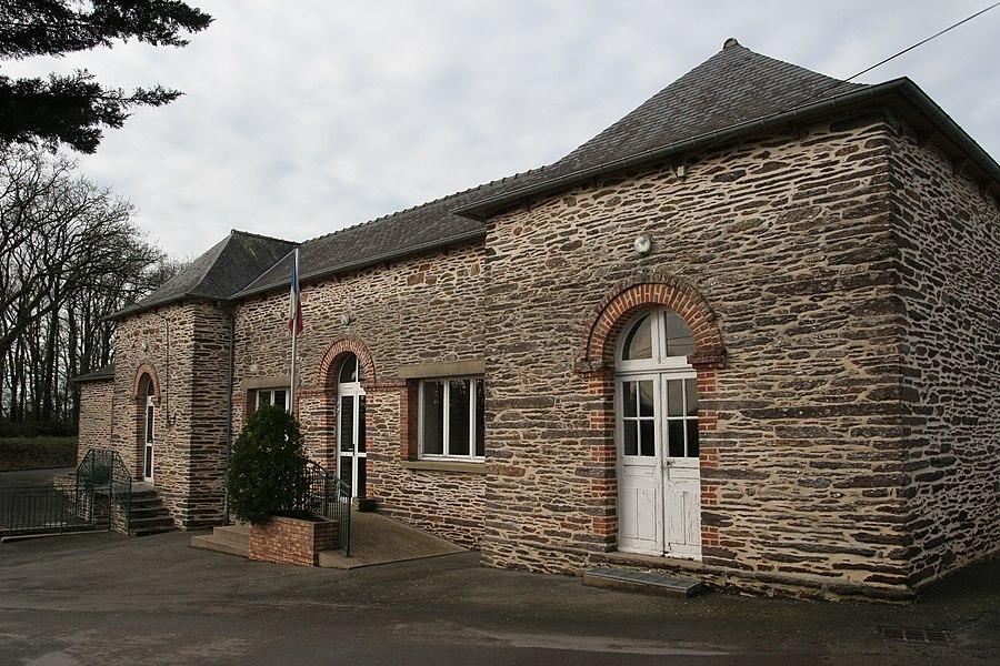 Mairie de Loutehel.