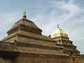 Lower Padmanabham Temple Gopuram.JPG
