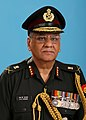 Lt. Gen. Naresh Kumar Parmar took over as the Director General Medical Services (Army), in New Delhi on June 02, 2008.jpg