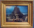 Lucas valkenborch il giovane (attr.), costruzione della torre di babele, 1620 ca. 01.JPG