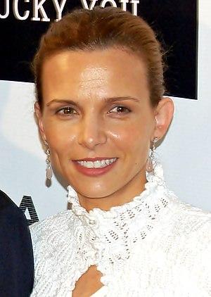Luciana Pedraza - Pedraza at the 2007 Tribeca Film Festival