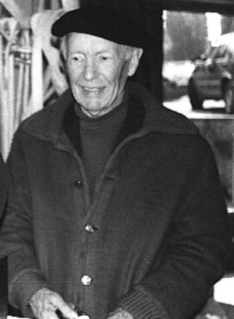 Lucien Wercollier - Lucien Wercollier in 1995