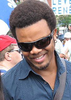 Luck Mervil Haitian-Canadian actor and singer