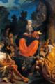 Ludovico Carracci - Predica di sant'Antonio abate agli eremiti.png