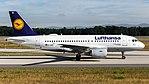 Lufthansa Airbus A319-112 (D-AIBD) at Frankfurt Airport (2).jpg
