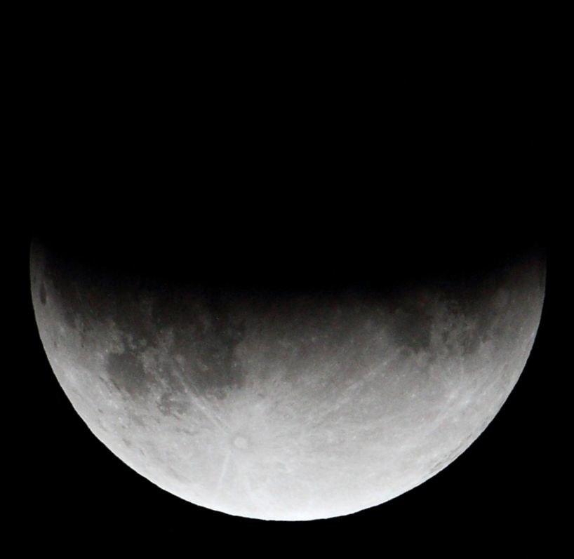 Lunar eclipse june 2010 northup
