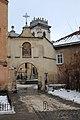 Lviv klasztor Benedyktinok brama DSC 9030 46-101-0213.JPG