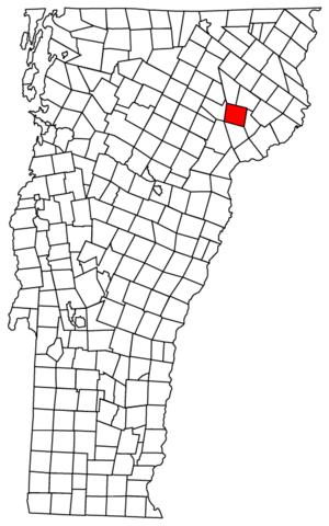 Lyndon, Vermont - Image: Lyndon vt highlight