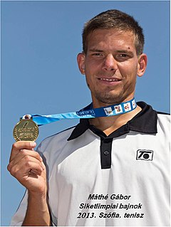 Gábor Máthé (tennis)
