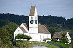 Männedorf - Kirche - Dampfschiff Stadt Rapperswil 2013-09-13 16-35-59.JPG