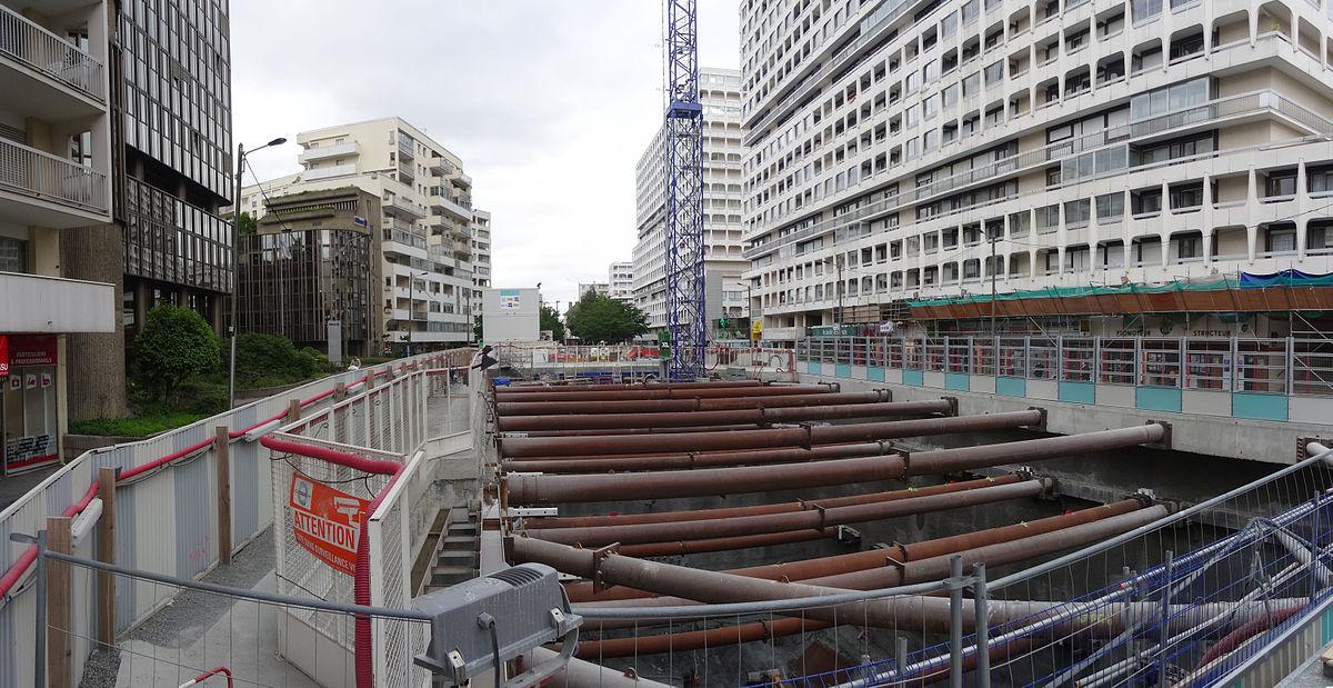 M Ef Bf Bdtro Centre Ville Rennes Station