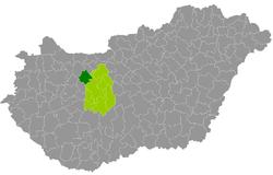 magyarország térkép mór Móri járás – Wikipédia magyarország térkép mór