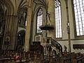 Münster - Lambertikirche - Kanzel.JPG