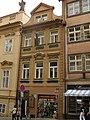 Měšťanský dům (Malá Strana), Praha 1, Nerudova 7, Malá Strana.JPG