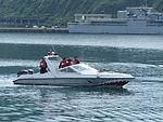 M8 Motor Boat Patroling Port 20130504a.jpg