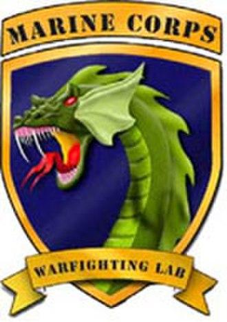 United States Marine Corps Warfighting Laboratory - Image: MCWL Dragon Small