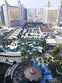 MC 澳門 Macau 萬豪酒店 JW Marriott Hotel room 28th Floor view November 2019 SS2 05.jpg