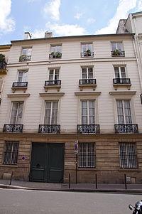 MH 75006 PA00088564 Maison 11 rue du Cherche-Midi.JPG