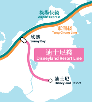 MTR Disneyland Resort Line Geograpical Map.png